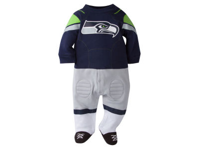 Seattle Seahawks NFL Infant Footysuit