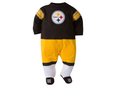 Pittsburgh Steelers Gerber NFL Infant Footysuit