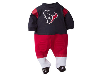 Houston Texans NFL Infant Footysuit