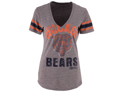 Chicago Bears GIII NFL Women's Any Sunday Rhinestone T-Shirt