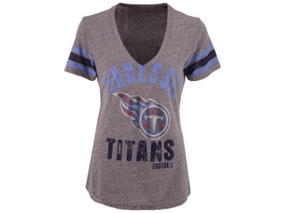 Tennessee Titans GIII NFL Women's Any Sunday Rhinestone T-Shirt