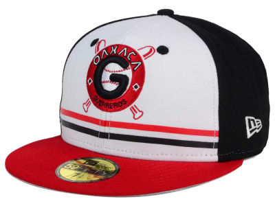 Oaxaca Guerreros New Era 2016 LMB Retro Collection 59FIFTY Cap