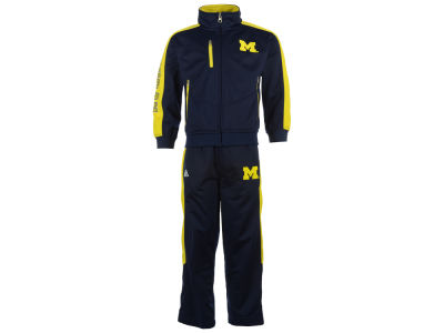 Michigan Wolverines adidas NCAA Youth Pant Set