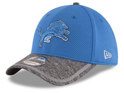 Detroit Lions New Era 2016 NFL Training 39THIRTY Cap