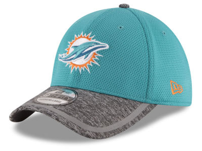 Miami Dolphins New Era 2016 NFL Training 39THIRTY Cap
