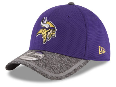Minnesota Vikings New Era 2016 NFL Training 39THIRTY Cap
