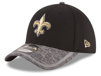 New Orleans Saints New Era 2016 NFL Training 39THIRTY Cap