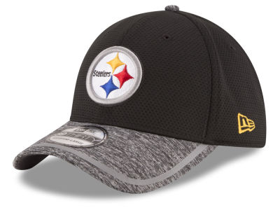 Pittsburgh Steelers New Era 2016 NFL Training 39THIRTY Cap