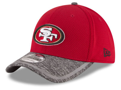 San Francisco 49ers New Era 2016 NFL Training 39THIRTY Cap