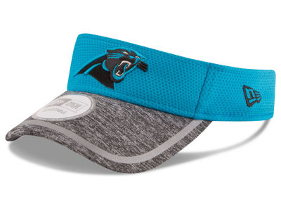 Carolina Panthers New Era 2016 NFL Training Visor
