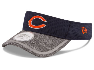 Chicago Bears New Era 2016 NFL Training Visor