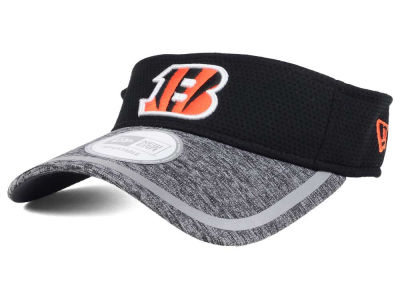 Cincinnati Bengals New Era 2016 NFL Training Visor