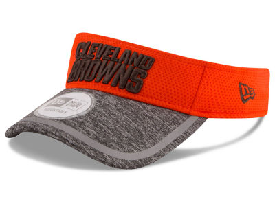 Cleveland Browns New Era 2016 NFL Training Visor