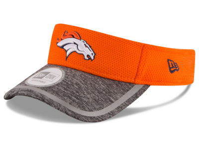 Denver Broncos New Era 2016 NFL Training Visor