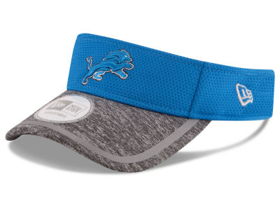 Detroit Lions New Era 2016 NFL Training Visor