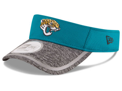 Jacksonville Jaguars New Era 2016 NFL Training Visor