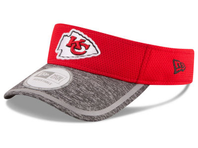 Kansas City Chiefs New Era 2016 NFL Training Visor