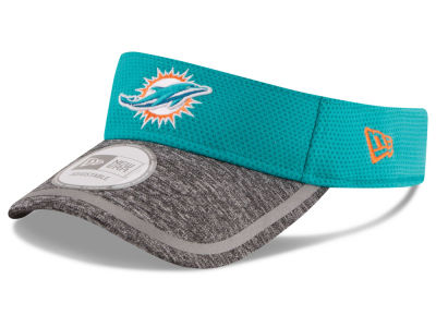 Miami Dolphins New Era 2016 NFL Training Visor