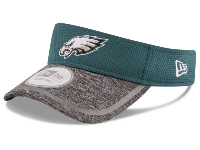 Philadelphia Eagles New Era 2016 NFL Training Visor