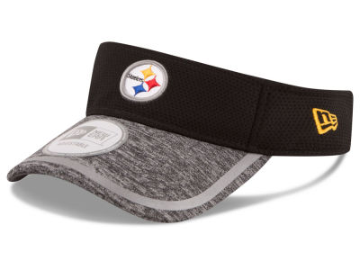 Pittsburgh Steelers New Era 2016 NFL Training Visor