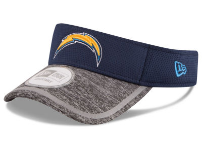 San Diego Chargers New Era 2016 NFL Training Visor
