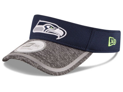 Seattle Seahawks New Era 2016 NFL Training Visor