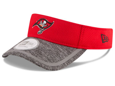 Tampa Bay Buccaneers New Era 2016 NFL Training Visor