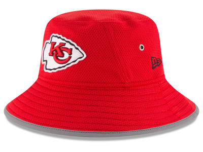 Kansas City Chiefs New Era 2016 NFL Training Bucket