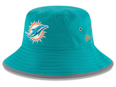 Miami Dolphins New Era 2016 NFL Training Bucket