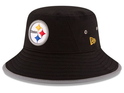 Pittsburgh Steelers New Era 2016 NFL Training Bucket