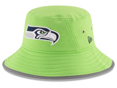 Seattle Seahawks New Era 2016 NFL Training Secondary Bucket