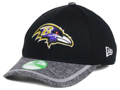 Baltimore Ravens New Era 2016 NFL Kids Training Camp 39THIRTY Cap