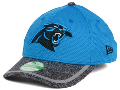 Carolina Panthers New Era 2016 NFL Kids Training Camp 39THIRTY Cap