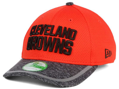 Cleveland Browns New Era 2016 NFL Kids Training Camp 39THIRTY Cap