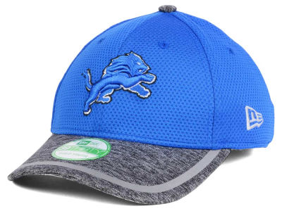 Detroit Lions New Era 2016 NFL Kids Training Camp 39THIRTY Cap