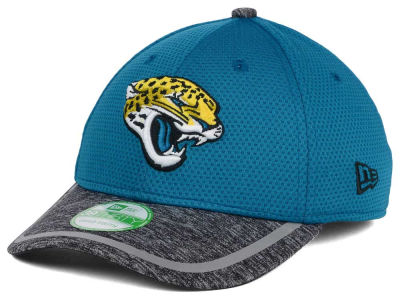 Jacksonville Jaguars New Era 2016 NFL Kids Training Camp 39THIRTY Cap