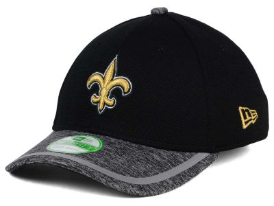 New Orleans Saints New Era 2016 NFL Kids Training Camp 39THIRTY Cap