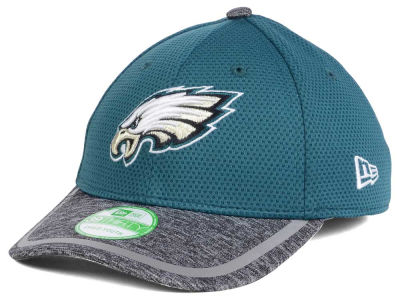 Philadelphia Eagles New Era 2016 NFL Kids Training Camp 39THIRTY Cap