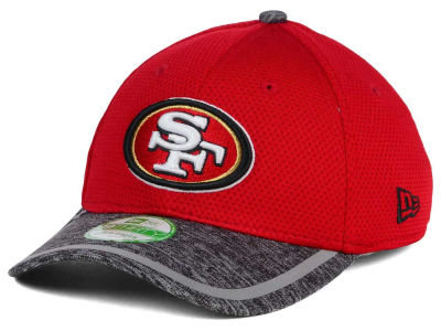 San Francisco 49ers New Era 2016 NFL Kids Training Camp 39THIRTY Cap