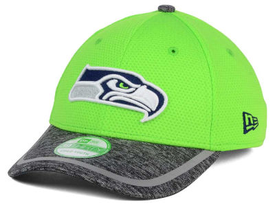 Seattle Seahawks New Era 2016 NFL Kids Training Camp 39THIRTY Cap