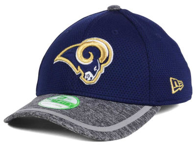 Los Angeles Rams New Era 2016 NFL Kids Training Camp 39THIRTY Cap