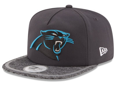 Carolina Panthers New Era 2016 NFL Training A-Frame 9FIFTY Adjustable Cap