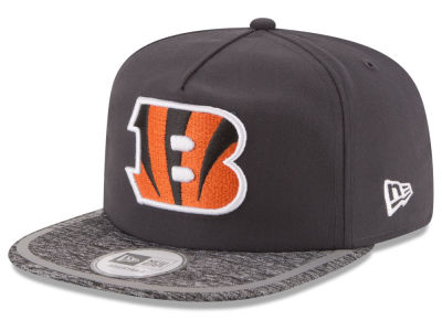 Cincinnati Bengals New Era 2016 NFL Training A-Frame 9FIFTY Adjustable Cap