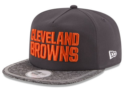 Cleveland Browns New Era 2016 NFL Training A-Frame 9FIFTY Adjustable Cap