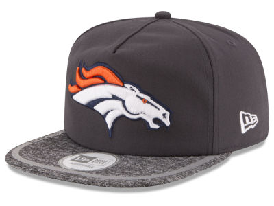 Denver Broncos New Era 2016 NFL Training A-Frame 9FIFTY Adjustable Cap