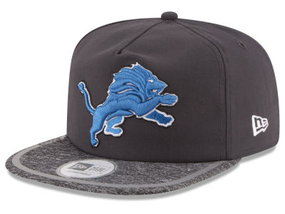 Detroit Lions New Era 2016 NFL Training A-Frame 9FIFTY Adjustable Cap