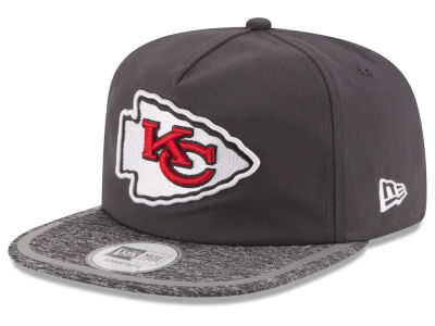 Kansas City Chiefs New Era 2016 NFL Training A-Frame 9FIFTY Adjustable Cap