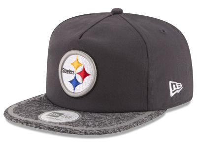Pittsburgh Steelers New Era 2016 NFL Training A-Frame 9FIFTY Adjustable Cap