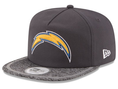 San Diego Chargers New Era 2016 NFL Training A-Frame 9FIFTY Adjustable Cap