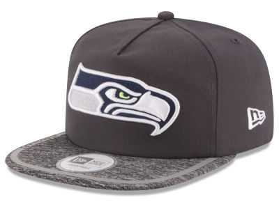 Seattle Seahawks New Era 2016 NFL Training A-Frame 9FIFTY Adjustable Cap